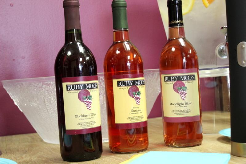 Ruby Moon Wine