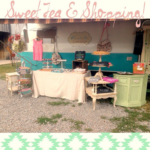 sweet tea & shopping traveling boutique