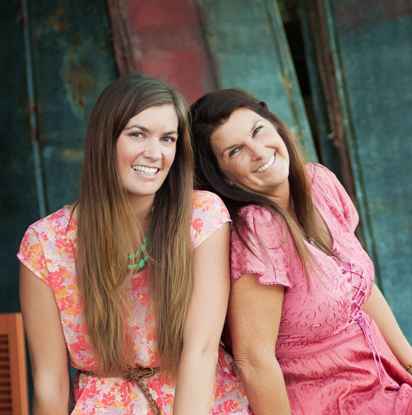 Horsefeathers Gifts Blog- The Journey of a Mother Daughter Business bio picture